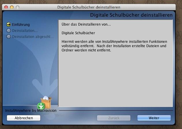 """""""digitale schulbücher"""" deinstalliert – alternative  ~ Buchregal Digitale Schulbücher"""